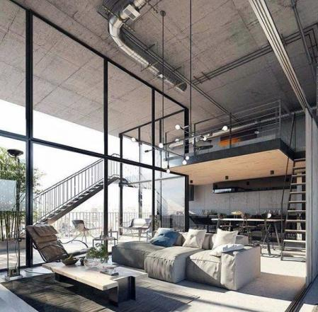 loft 设计图 设计