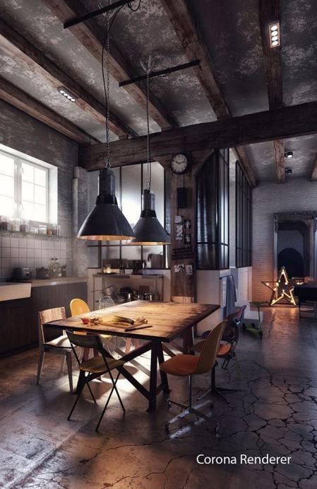 loft 怎么设计
