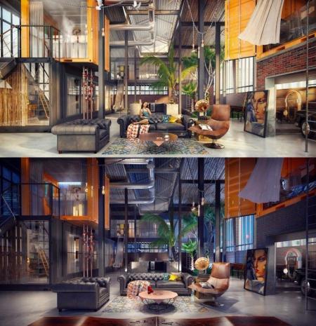 loft 设计免费