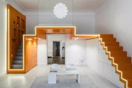创意loft设计图