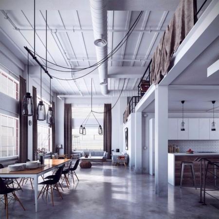 创意loft设计参考