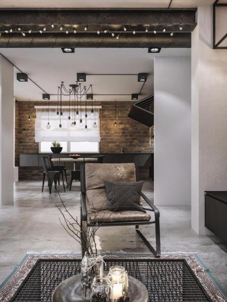 创意loft设计图设计