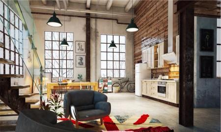 创意loft图设计