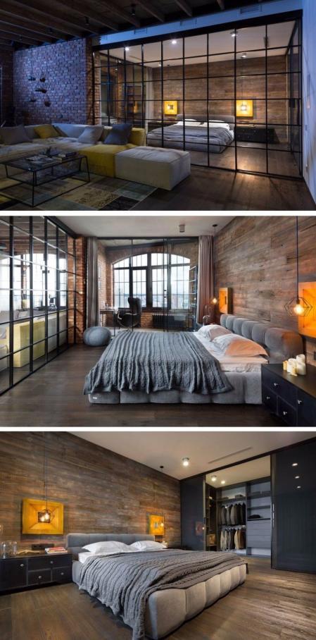 创意loft案例 设计