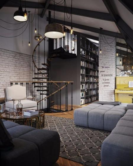 创意loft如何设计