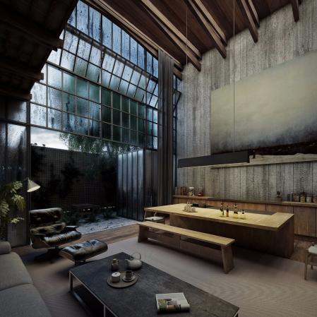 创意loft设计 免费