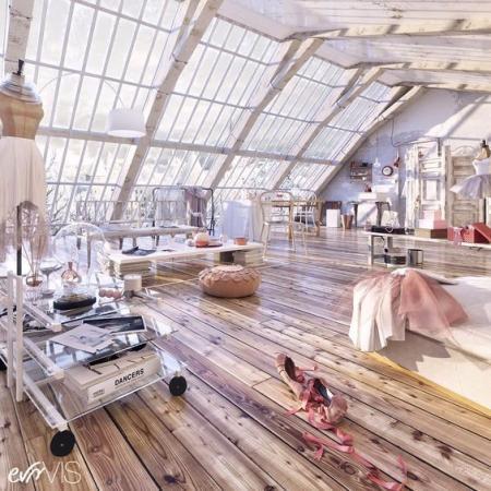 特色loft设计图纸