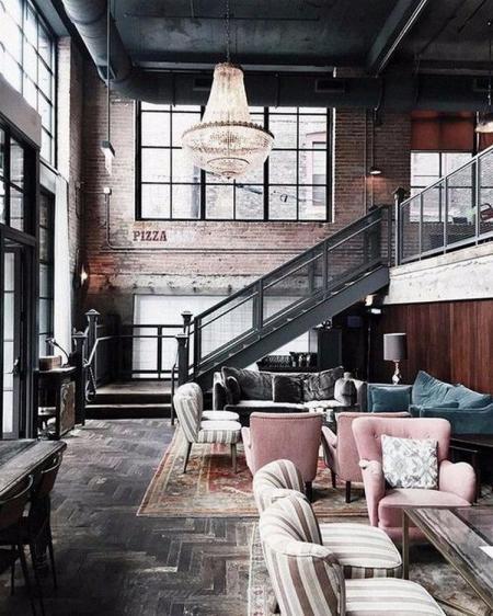 特色loft设计案例