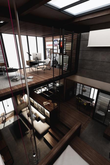特色loft参考设计