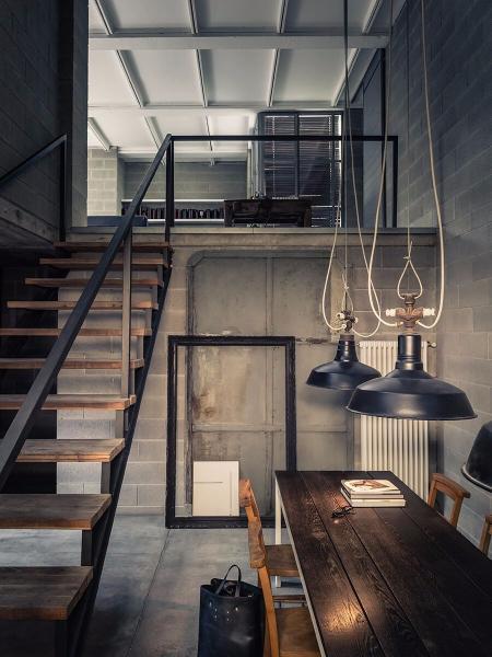 特色loft设计图设计