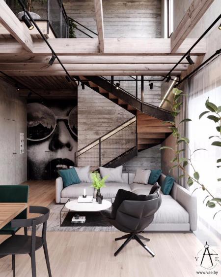 特色loft图片稿设计