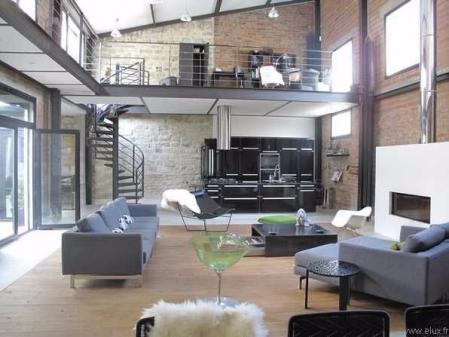 特色loft参考 设计