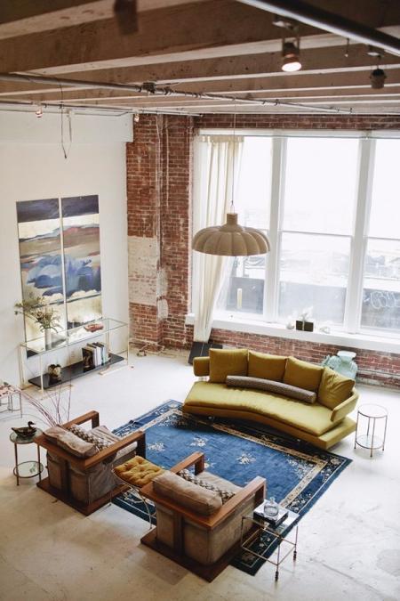 高端loft设计