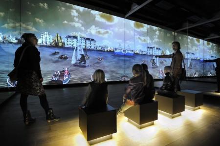 未来感电影院设计设计效果图