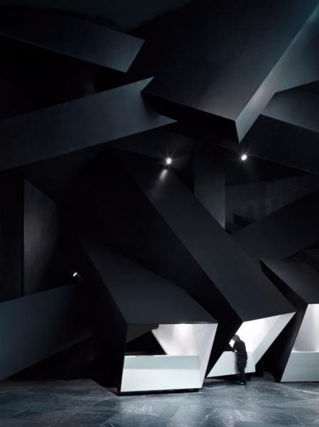 未来感影厅灵感来源