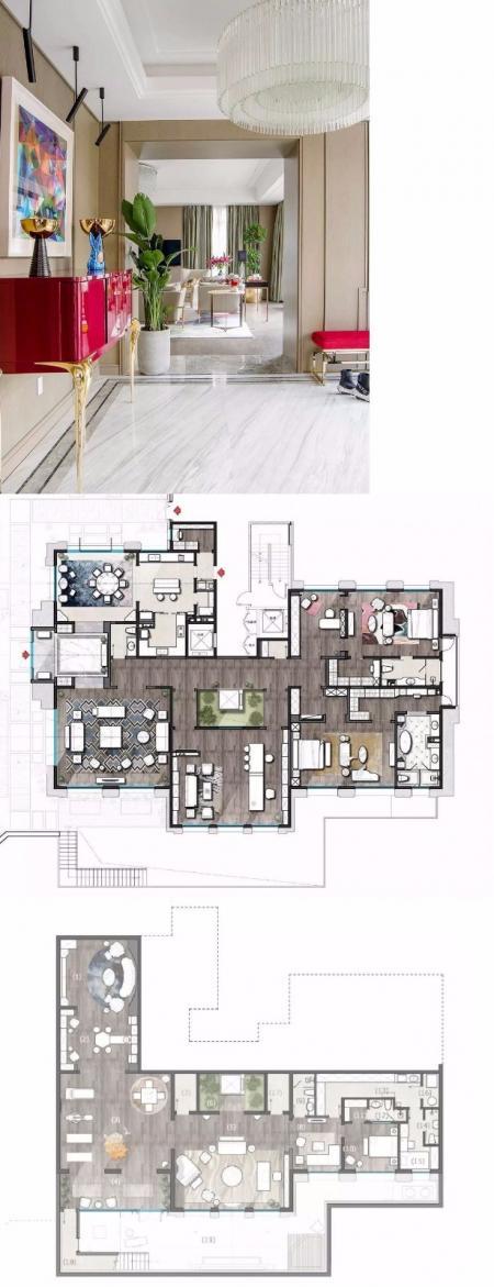 高档别墅怎么设计