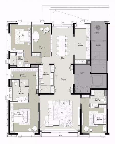 专业高端别墅设计参考