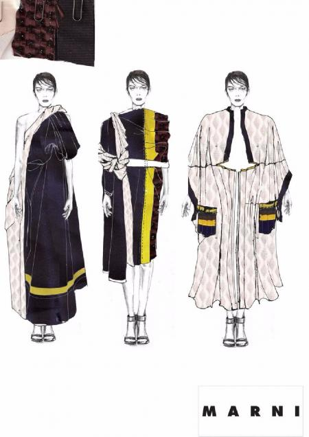 个性服装素材
