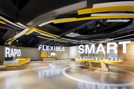 科技展厅图片