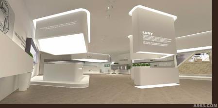 科技展馆设计大全