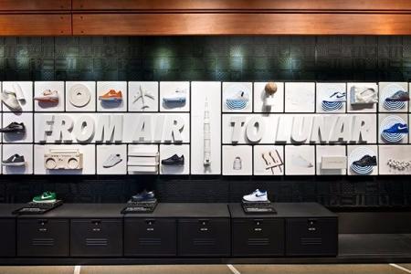 时尚展示厅设计