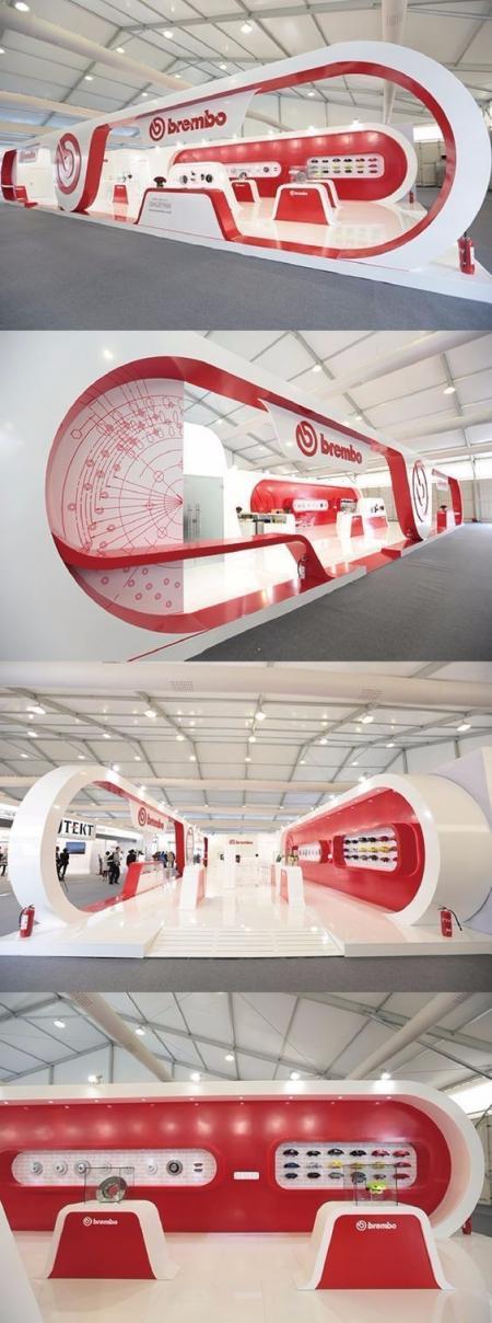 最新展厅设计