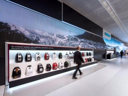 国外创意展厅设计