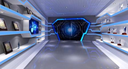 国外特色展厅设计