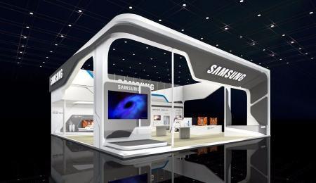 国外高端科技展厅设计参考