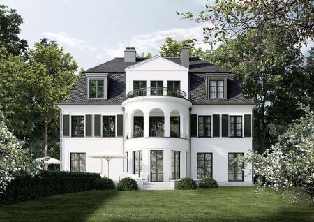 最新 优秀别墅设计