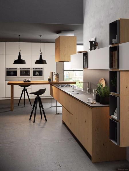 创意厨房间
