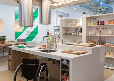 高端厨房间