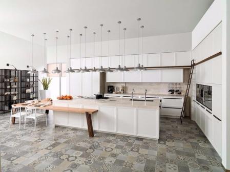 厨房装潢样板房