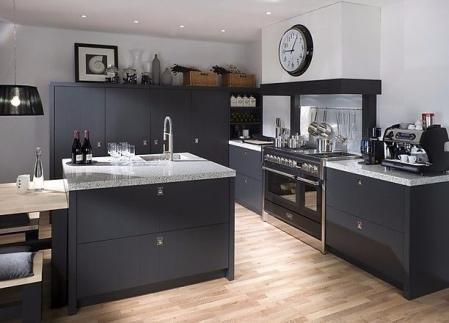 厨房间装饰图