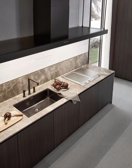 厨房间装潢图