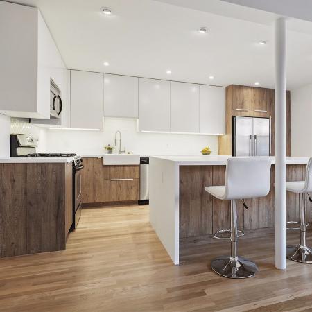 厨房间设计 灵感