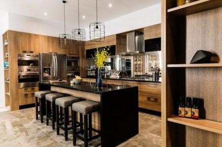 厨房间设计图片