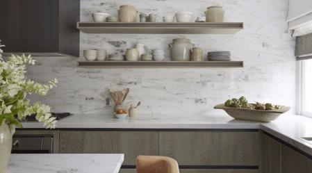 厨房间设计照片