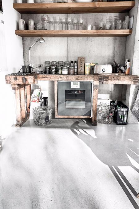 厨房间装潢设计
