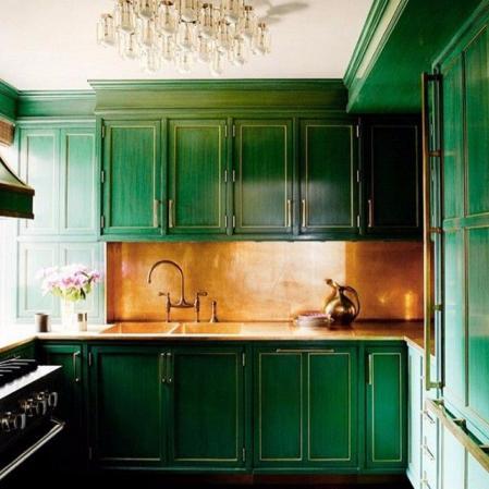 厨房间装潢样板间