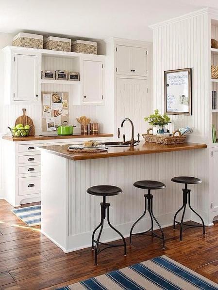 厨房间装饰效果图