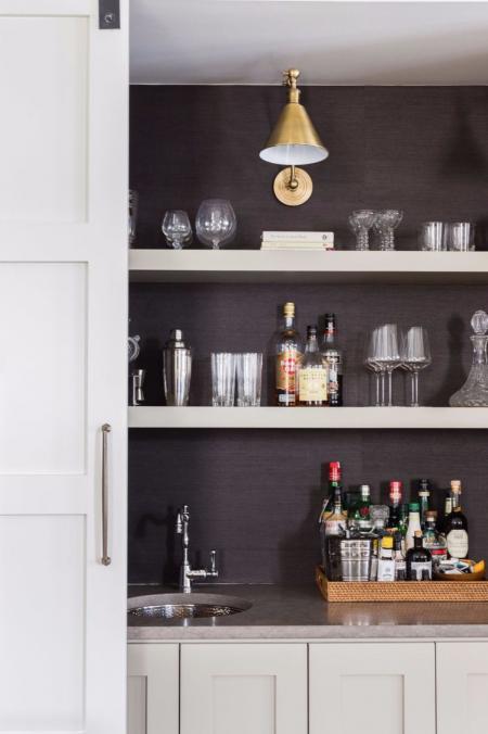 创意厨房设计 图库