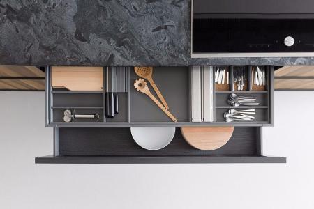 创意厨房装饰效果