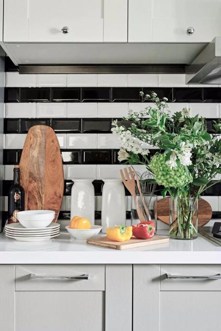 创意厨房室内照片