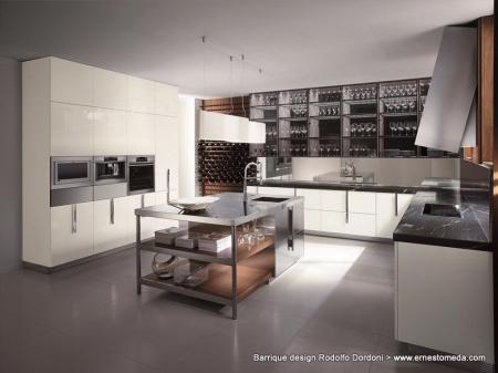 创意厨房效果图设计