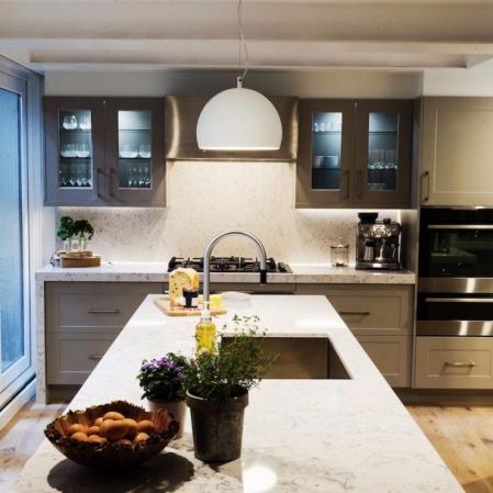创意厨房装饰样板间