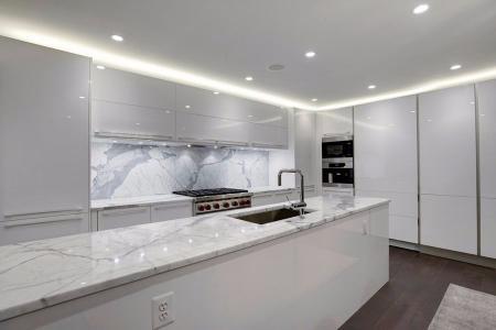 创意厨房的装修效果图