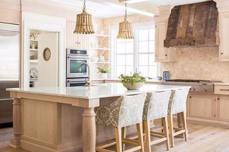 创意厨房的装潢效果图