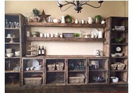 创意厨房间装潢