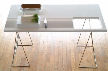 创意厨房间素材